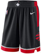 Nike Men's Toronto Raptors Statement Swingman Shorts