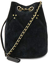 Jerome Dreyfuss Popeye Bucket Bag in Black.