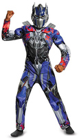 Disguise Optimus Prime Classic Muscle Dress-Up Set - Boys