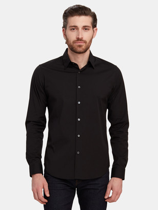 Theory Essential Stretch Cotton Shirt