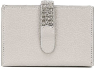 Fabiana Filippi Accordion-Side Card Holder