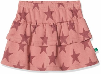 Fred's World by Green Cotton Baby Girls' Star Skirt
