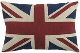 B. Smith Park Union Jack Throw Pillow
