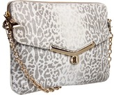 Botkier Valentina Mini Convertible Luxe (Grey Cheetah) - Bags and Luggage