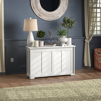 "Winston Porter Trinh 40"" Sideboard Color: Black"