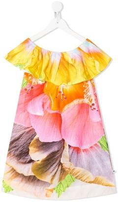 Molo Kids Floral Print Dress
