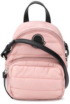 Moncler backpack style cross body bag