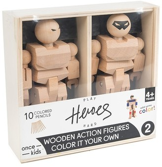 Pottery Barn Kids Once Kids DIY Playhard Hero 2-Pack