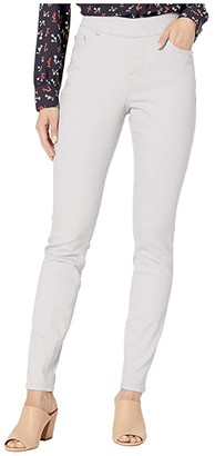 Jag Jeans Maya Skinny Pull-On Jeans in Elite Colored Denim (Juniper) Women's Jeans