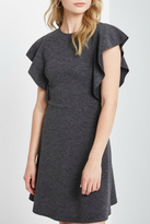 Soprano Flare Ruffle Dress