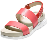 Cole Haan Zerogrand Leather Sandal