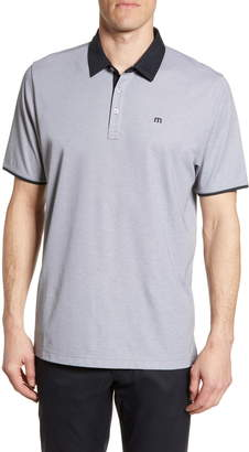 Travis Mathew TravisMathew The Thush Regular Fit Pique Polo