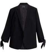 Lafayette 148 New York Lafayette 148 New York, Plus Size Bria Crepe Jacket