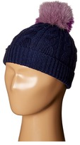 Burberry PPM Cable Knit Hat Knit Hats