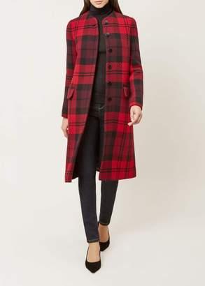 Hobbs Lavinia Wool Blend Coat