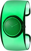 Issey Miyake Women's NY0W002Y O Analog Display Japanese Quartz Watch