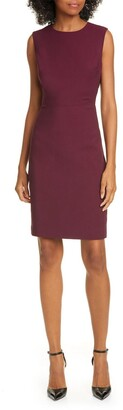 Ted Baker Sskyed Sleeveless Sheath Dress