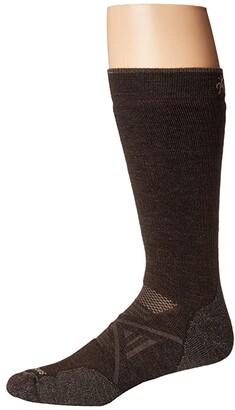 Smartwool PhD Outdoor Medium Crew 3-Pack (Black) Crew Cut Socks Shoes