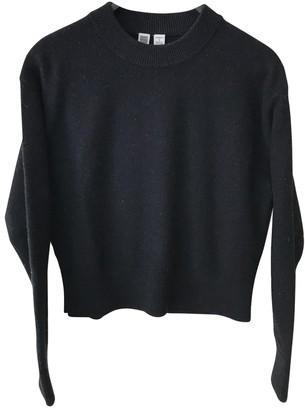Uniqlo Black Wool Knitwear for Women