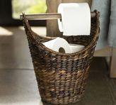 Pottery Barn Perry Paper Holder - Havana Weave