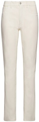 Magda Butrym Cotton Straight Leg Jeans