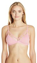 Maaji Women's Blush Sundown Reversible Bikini Top