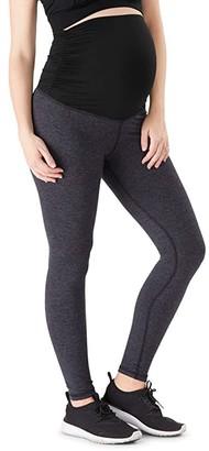 Belly Bandit Essential Maternity Leggings (Black) Women's Casual Pants