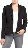 Ellen Tracy Women's One-Button Blazer