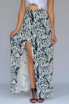 Tart Collections Ikat Maxi Skirt