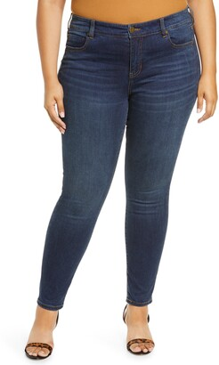 Liverpool Abby Sustainable High Waist Skinny Jeans