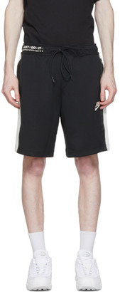 Nike Black NSW Sportswear Shorts
