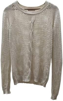 Gat Rimon Ecru Cotton Knitwear
