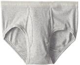 Calvin Klein Underwear Cotton Classic Brief 4-Pack U4000
