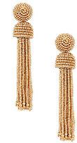 Anna & Ava Beaded Tassel Statement Earrings