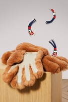 Marni Fur gloves