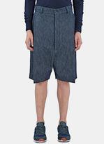Men's Femi Oversized Denim Board Shorts In Indigo €395