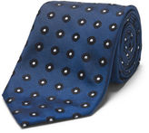 Club Monaco Silk Dot Tie