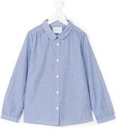 Les Coyotes De Paris - striped shirt - kids - Cotton - 8 yrs