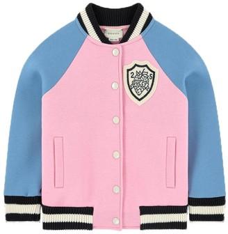 Varsity Jacket Pink