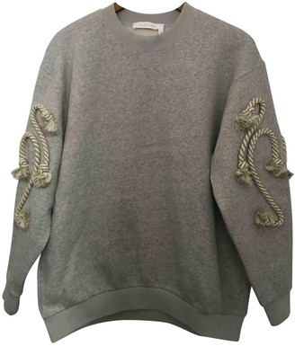 See by Chloe Grey Cotton Knitwear for Women