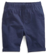 First Impressions Solid Bermuda Shorts