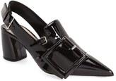 Miu Miu Block Heel Pump (Women)