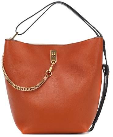 Givenchy GV leather bucket bag