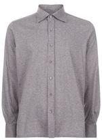 Stefano Ricci Marled Cotton Jersey Shirt