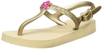 Havaianas Freedom, Girl's Flip Flops,7 Child UK (23/24 BR) (25/26 EU)