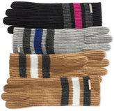 MICHAEL Michael Kors Fisherman Rugby Gloves