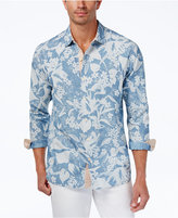 Tommy Bahama Men's Etched Indigo Chambray Shirt