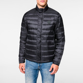 Paul Smith Men's Black Lightweight Down Jacket