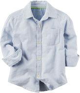 Carter's Carter'sLong Sleeve Henley Shirt - Preschool Boys