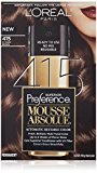 L'Oreal Superior PreferenceMousse Absolue, 415 Icy Dark Brown